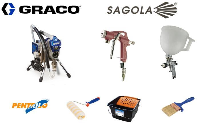 Maquinaria, Herramientas y accesorios