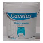 Cavelux al agua satinado acabado tipo laca