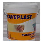 Caveplast Masilla plástica extrablanca